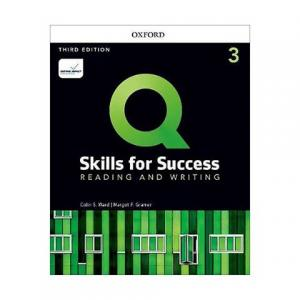 Q skills for success 3 reading and writing third edition